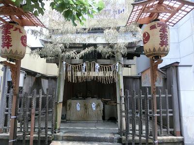 八坂神社御手洗井
