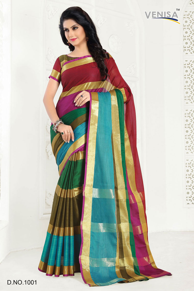 Alert – Fashion Wear Indian Women Stylish Saree Wholesale