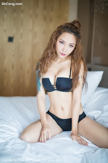 Hot girls Sexy Chinese porn model Vissav 12