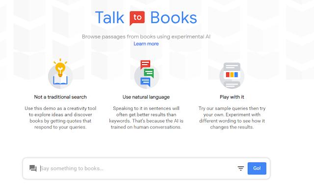 اضافة جديدة في جوجل تمكنك البحث علي الكتب بكل سهوله