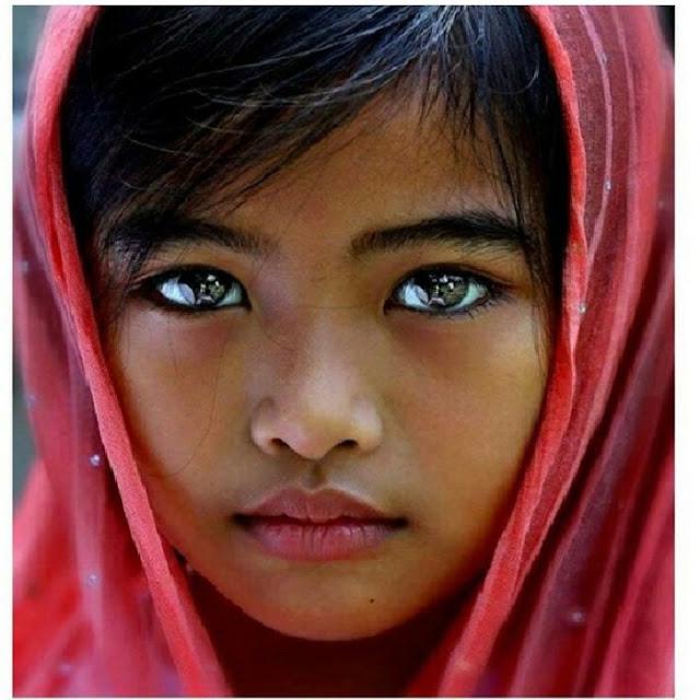 Delapan Pemilik Warna Mata Paling Menawan Di Dunia