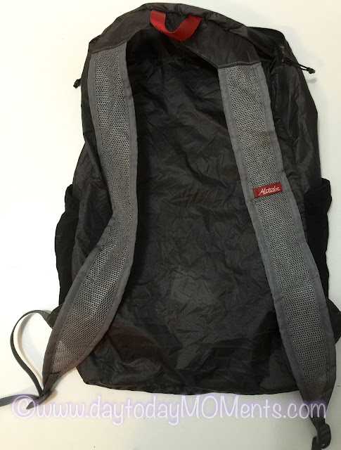 Portable day pack