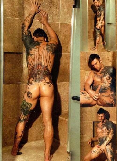 jersey shore nude Filippo playgirl