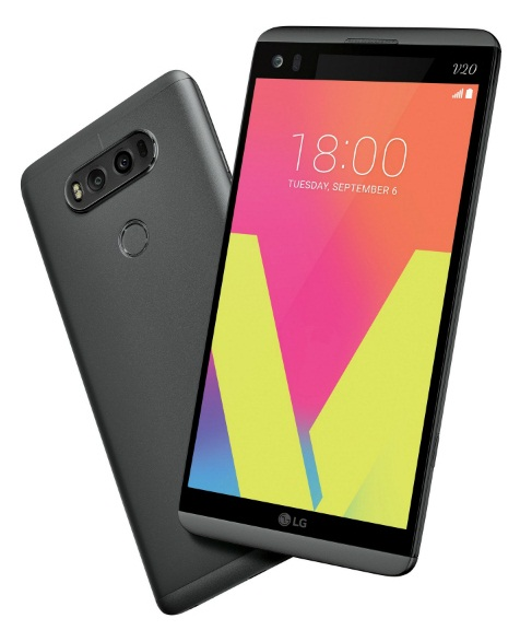 LG V20 Announced, Android 7.0 Nougat, Dual Cameras, HiFi DAC Onboard