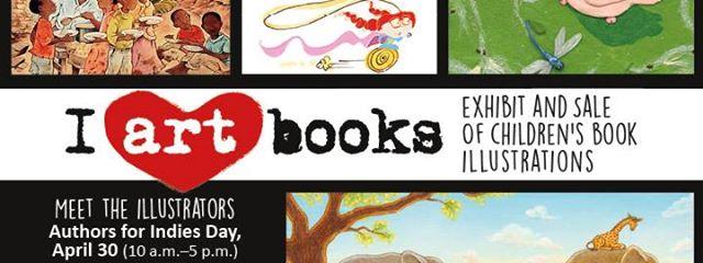 I Art Books Exhibit And Sale Of Childrens Book Illustrations Uxbridge ON