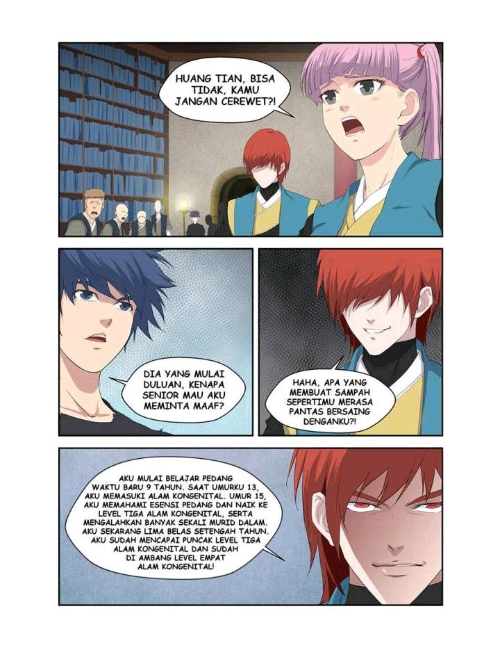 Heaven Defying Sword Bahasa Indonesia Chapter 64