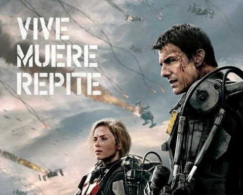 AL FILO DEL  MAÑANA (EDGE OF TOMORROW): PRIMERAS CRITICAS