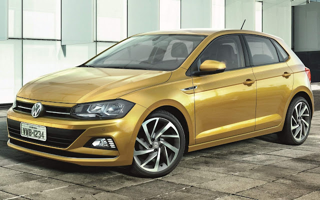 VW Polo 2018 200 TSI Highline Automático
