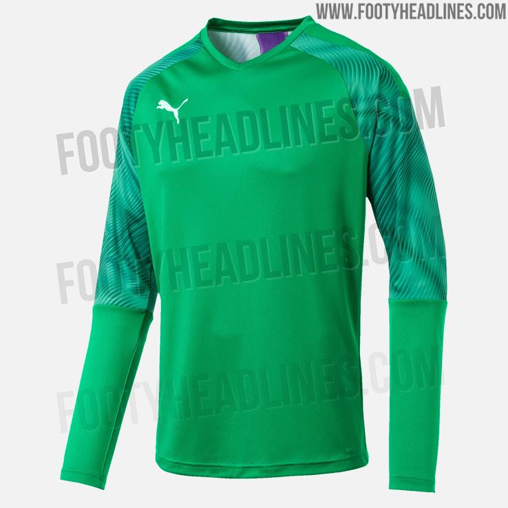 Nike Inspired Outstanding Puma 2019 20 Goalkeeper Kit Leaked