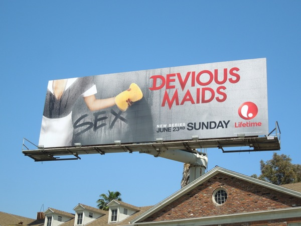 Daily Billboard Devious Maids Series Premiere Tv -5211