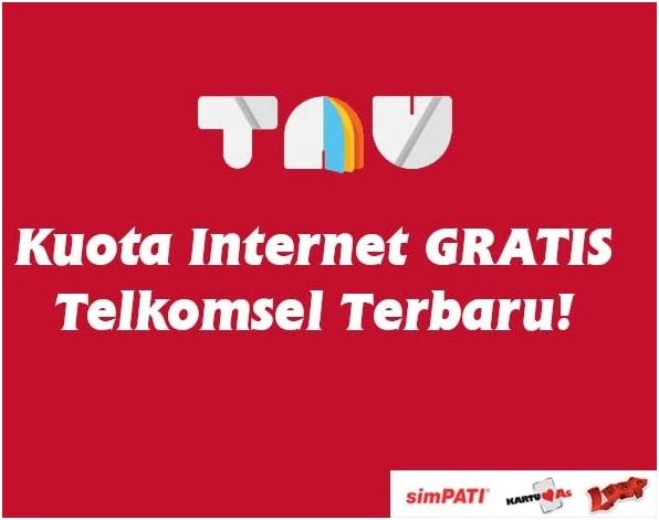 Kuota Telkomsel Gratis 2018