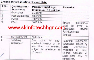 Academic Arrangement in Govt Degree Colleges GDC of Jammu Division - Full Notification