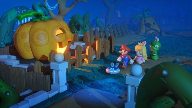 الكشف عن التفاصيل التقنية للعبة Mario + Rabbids Kingdom Battle على جهاز Nintendo Switch