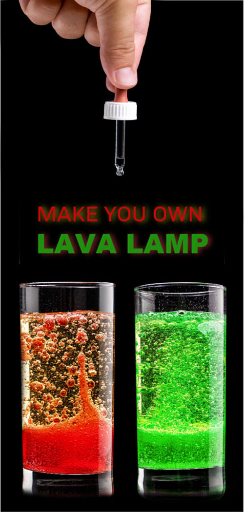 MAKE YOUR OWN LAVA LAMP! Fun science for kids #scienceexperimentskids #sciencefairprojects #lavalamp #lavalampdiy #lavalampsforkids #lavalampexperiment #scienceexperiments