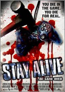 Download Filme Stay Alive – Jogo Mortal DVDRip AVI Dual Áudio