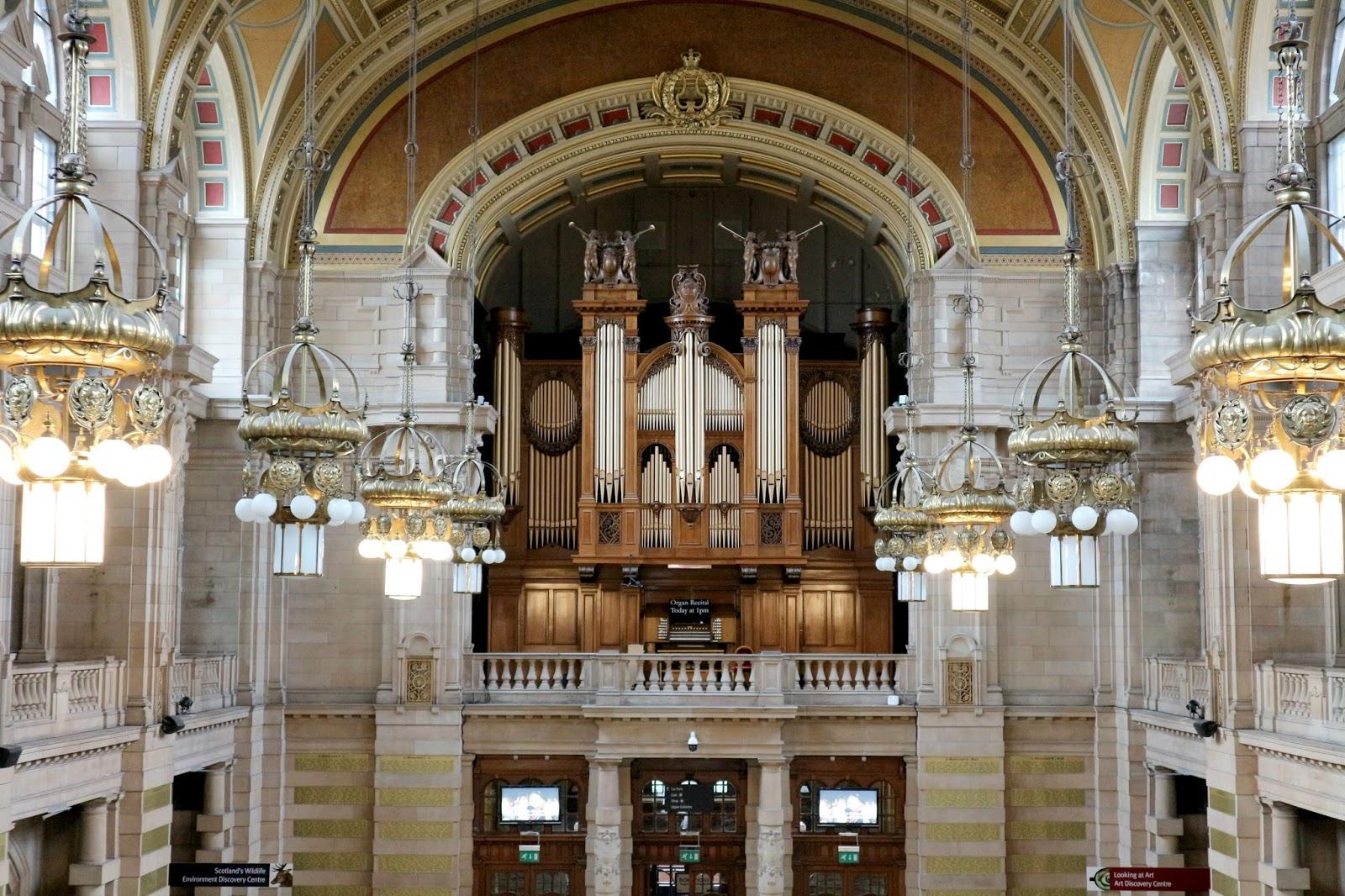 kelvingrove organ recitals