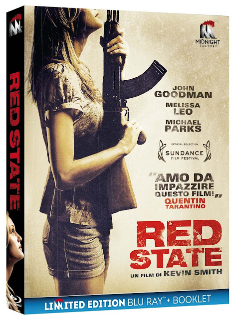 Red State Blu-Ray