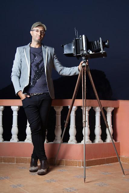 Nour Eddine El Ghoumari, nominado a los Premios Nacionales como mejor fotógrafo