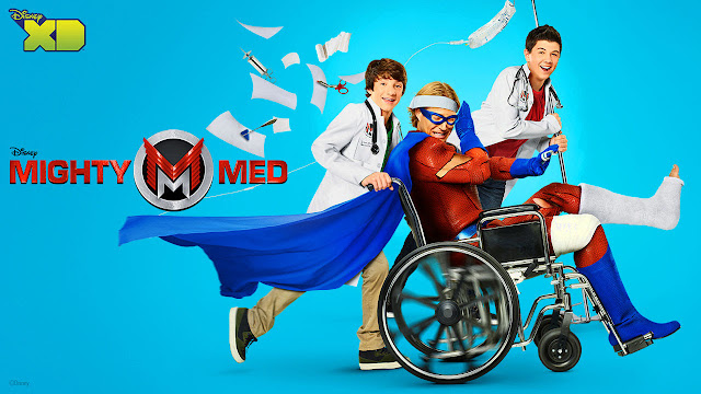 Mighty Med, Season 2 streaming on @Netflix #streamteam