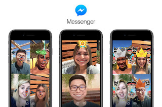 Facebook Messenger gets Updated with new Social AR Game Feature