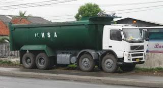 Truck Trinton