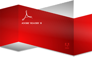 Dowload Adobe Reader x Full Offline Installer terbaru
