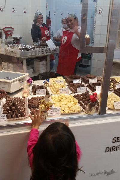 Chocolate Penedo, Rio de Janeiro