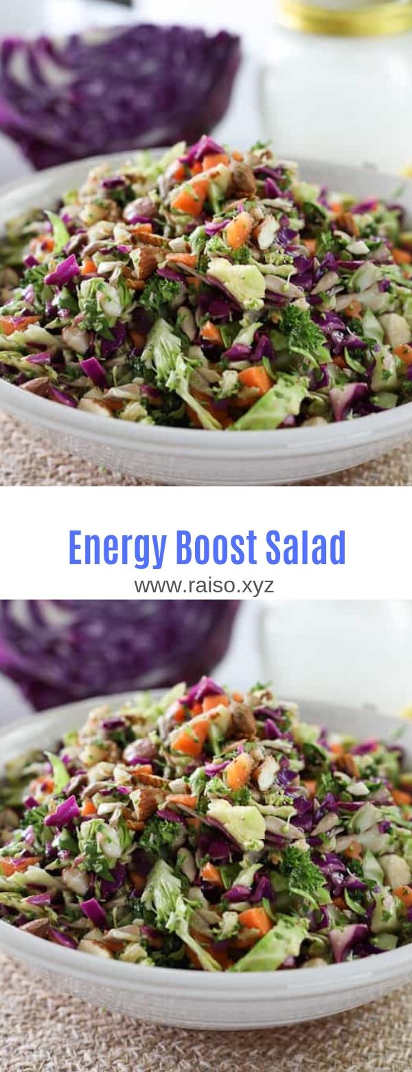 Energy Boost Salad