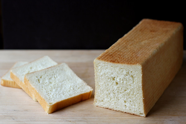 Cookistry Astonishingly Square Sandwich Loaf