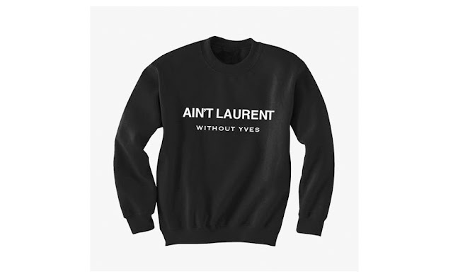 Ain't Laurent Without Yves | Emma
