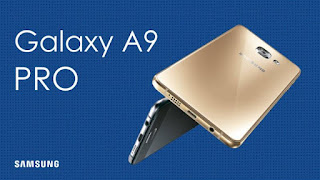 harga dan spesifikasi Samsung Galaxy A9 Pro