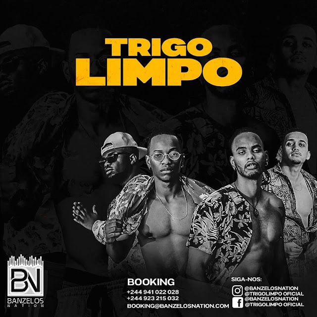 Trigo Limpo Feat. Edgar Domingos