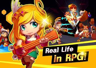 Rogue Life: Squad Goals Mod Apk v1.5.6 (God Mode/Auto Repeat&More) Terbaru