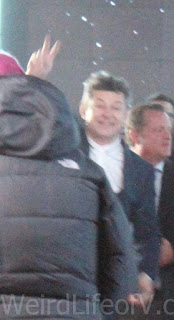 Andy Serkis - Star Wars: The Force Awakens premiere