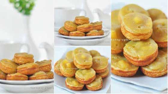 Resep Cara Membuat Roti Pisang Khas Banjar Pas Banget di Jadiin Cemilan Musim Hujan !!