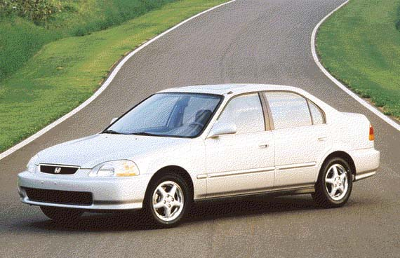 Honda Civic 1996  1998 Repair Manual   Car Repair Manual