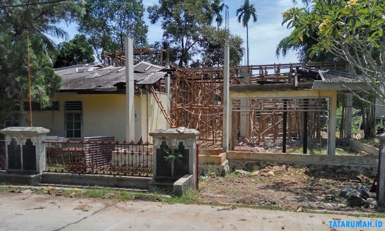 tahap dan proses pembangunan rumah mewah di depok