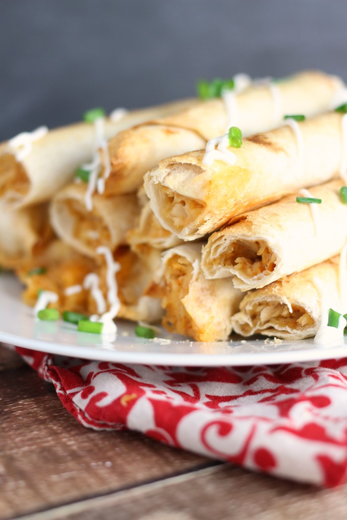 how to make taquitos at home