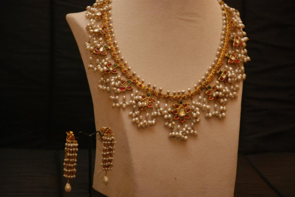 Indian Jewellery And Clothing Awesome 22ct Gold Bridal