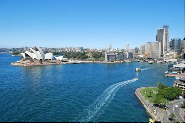 Free Things To Do in Sydney Australia