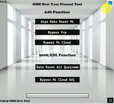 OMH New Year Present Tool V1.2 Free Download
