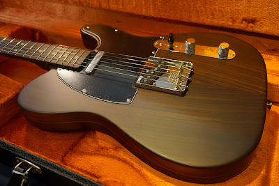 Fender ローズテレ オールローズ