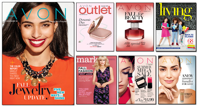 Avon Campaign 19 2016 Avon Outlets, Avon mark. magalog, Avon Living, Avon Flyer. The Online date on this Avon Catalog 8/20/16 - 9/2/16. Click on Image Below.
