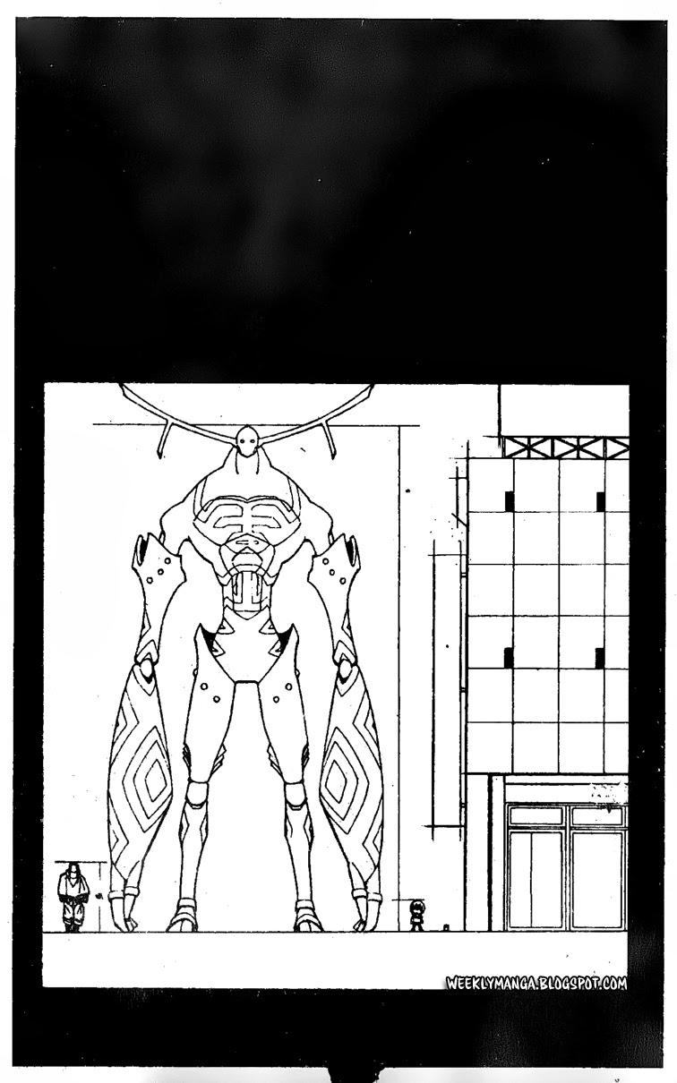 Shaman King [Vua pháp thuật] chap 137 trang 20