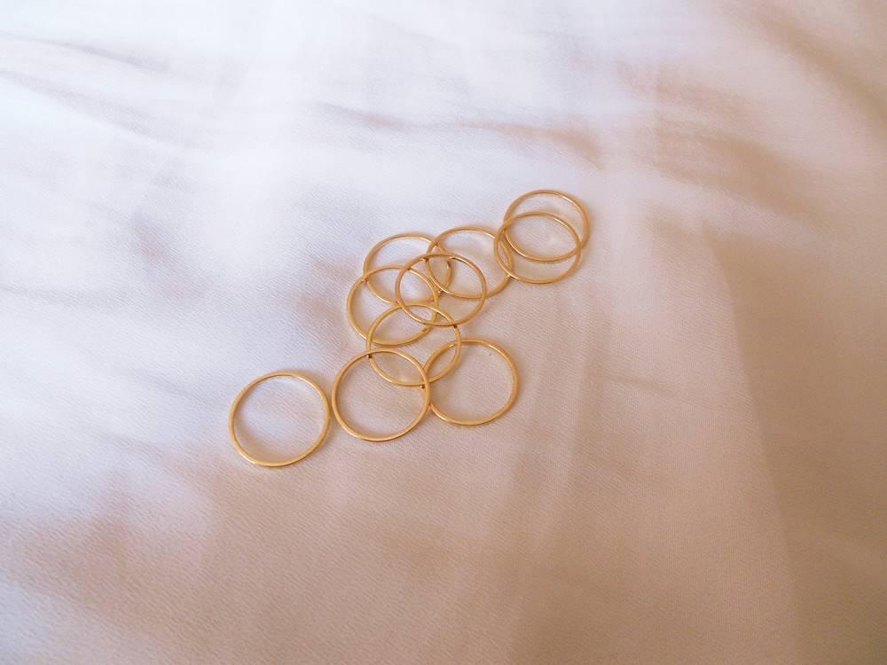 new in | midi rings