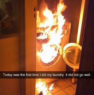 last time I do my own laundry funny fail