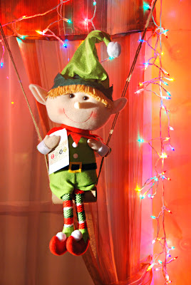 elf on the shelf advent bible study swing