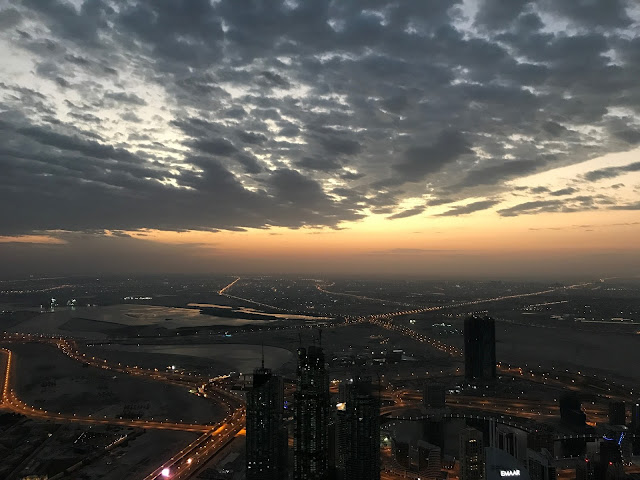 Best sunrise viewing spot in Dubai