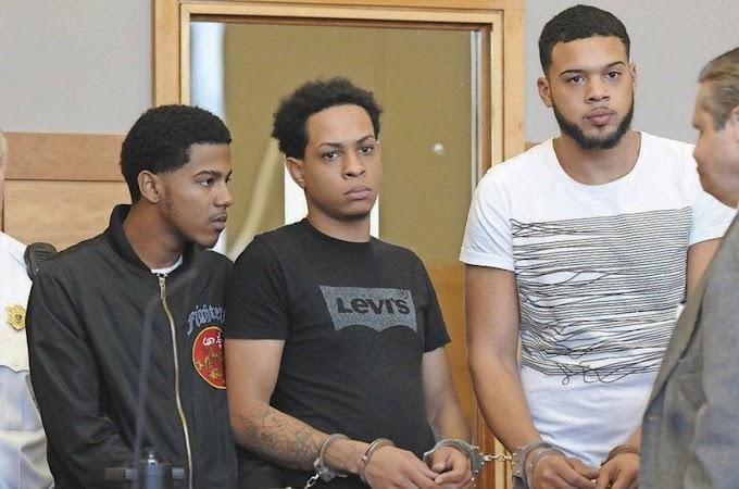 Tres hombres y una mujer dominicanos arrestados  por armas de fuego, tiroteos y otros cargos