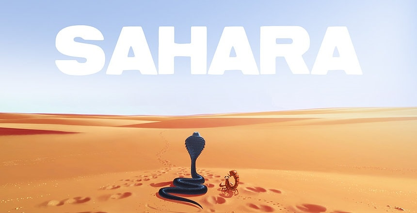 Sahara Torrent Imagem